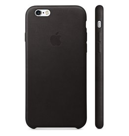 Apple Apple iPhone 6s Leather Case - Black