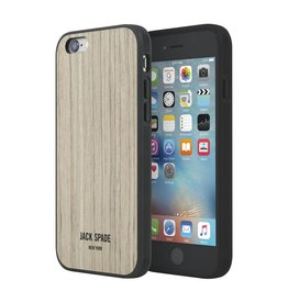 JACK SPADE Wood Case for iPhone 6 / 6s - Walnut