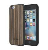 JACK SPADE Wood Case for iPhone 6 / 6s - Macassar Ebony