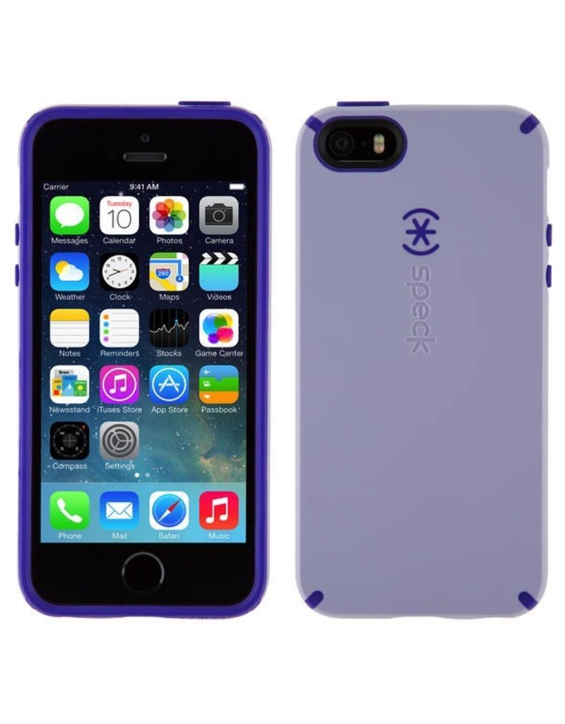 Speck Speck iPhone 5 / 5s / SE CandyShell  - Heather Purple