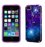 Speck Speck iPhone 5 / 5s / SE CandyShell INKED - Purple Galaxy