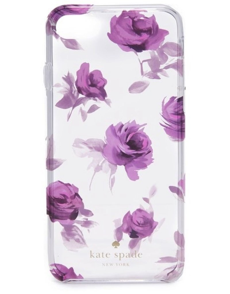 kate spade new york kate spade Comold Case for iPhone 6/6s/7 - Rose Symphony / Clear