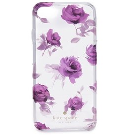 kate spade new york kate spade Comold Case for iPhone 6/6s/7 Plus - Rose Symphony / Clear