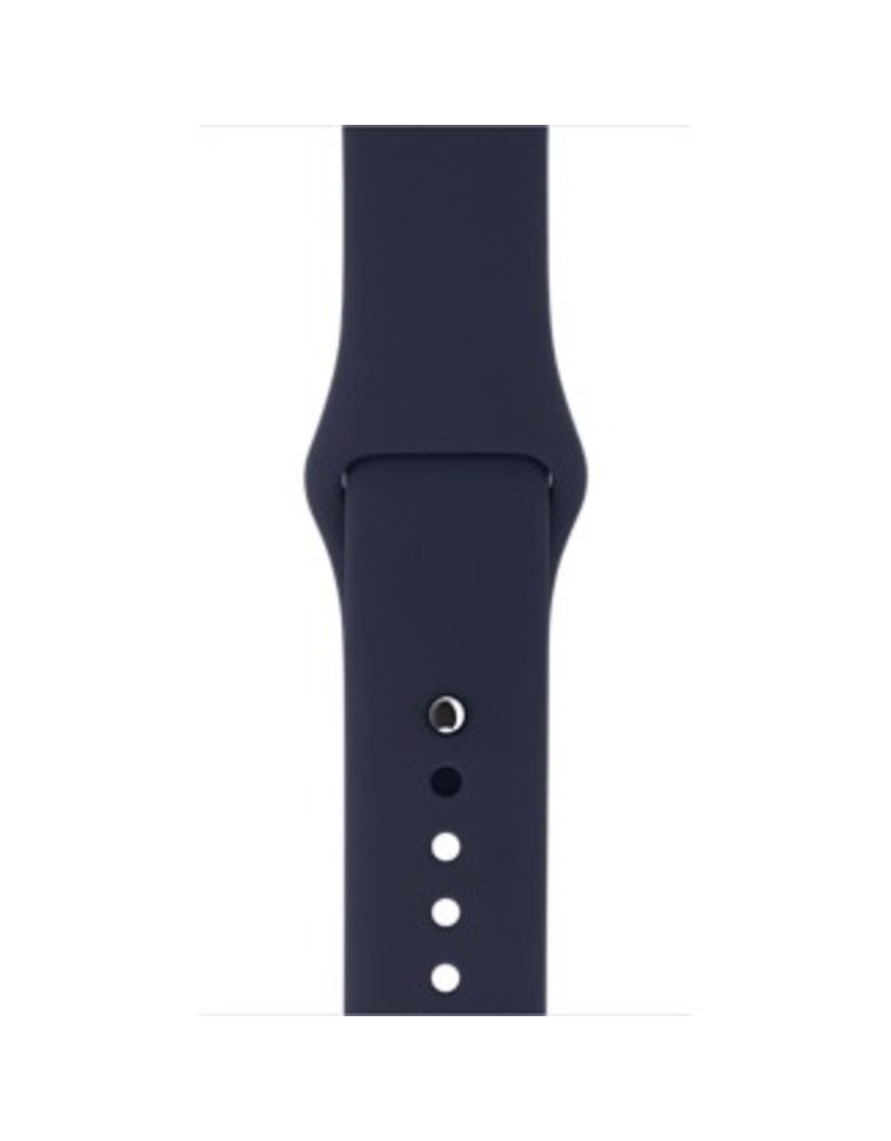Apple Apple Watch 38mm Midnight Blue Sport Band