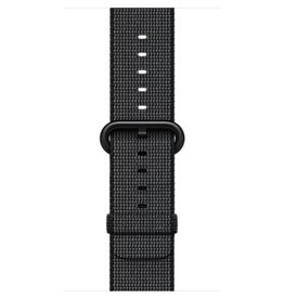 Apple Apple Watch 38mm Black Woven Nylon Band