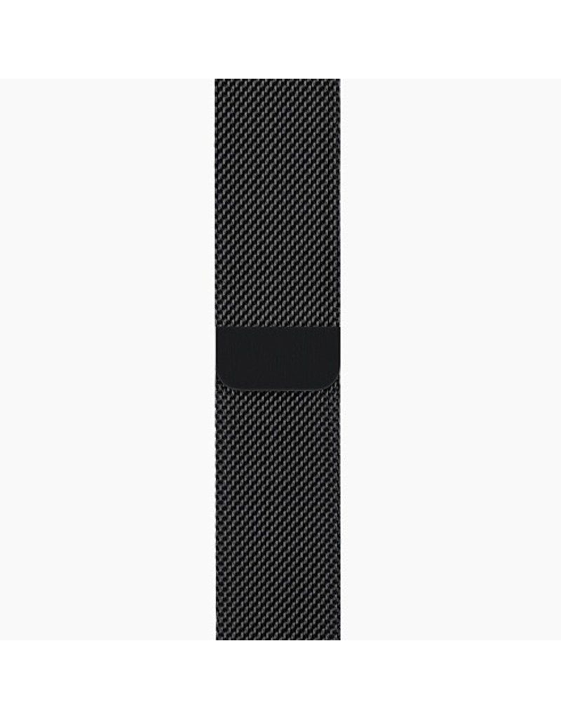 Apple Apple Watch Band 38mm Space Black Milanese Loop