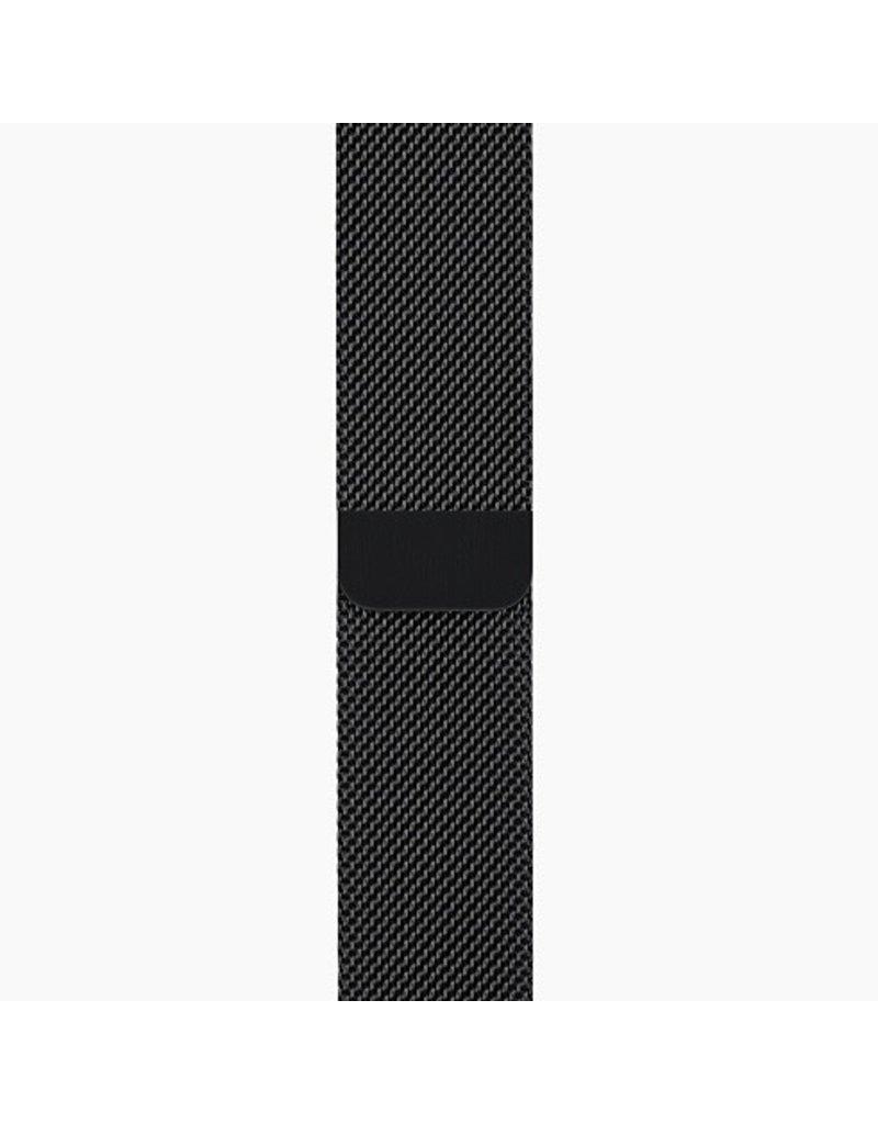 Apple Apple Watch Band 38mm Space Black Milanese Loop