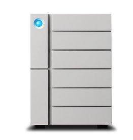 Lacie LaCie 24TB 6big Thunderbolt 3 Desktop RAID up to 1400MB/s
