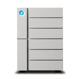 Lacie LaCie 6big 24TB Thunderbolt 3 Desktop RAID up to 1400MB/s