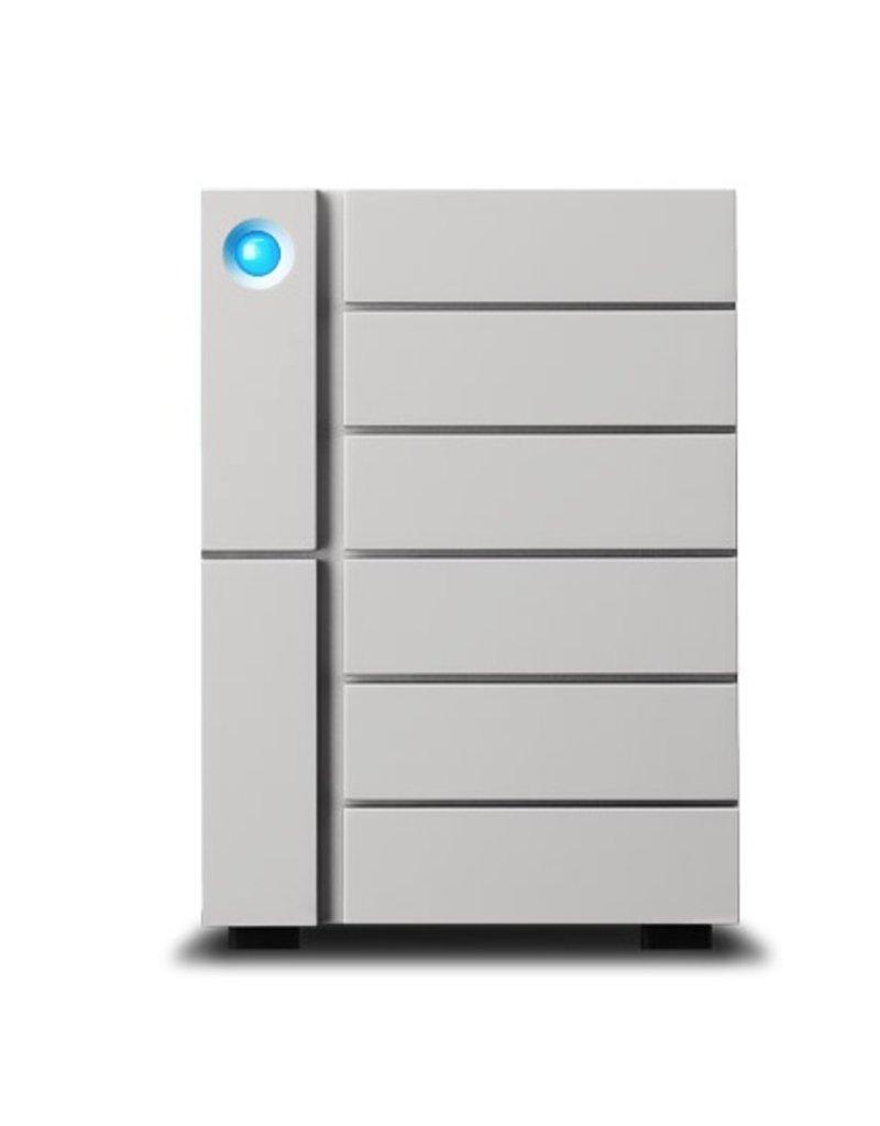 Lacie LaCie 6big 36TB Thunderbolt 3 Desktop RAID up to 1400MB/s