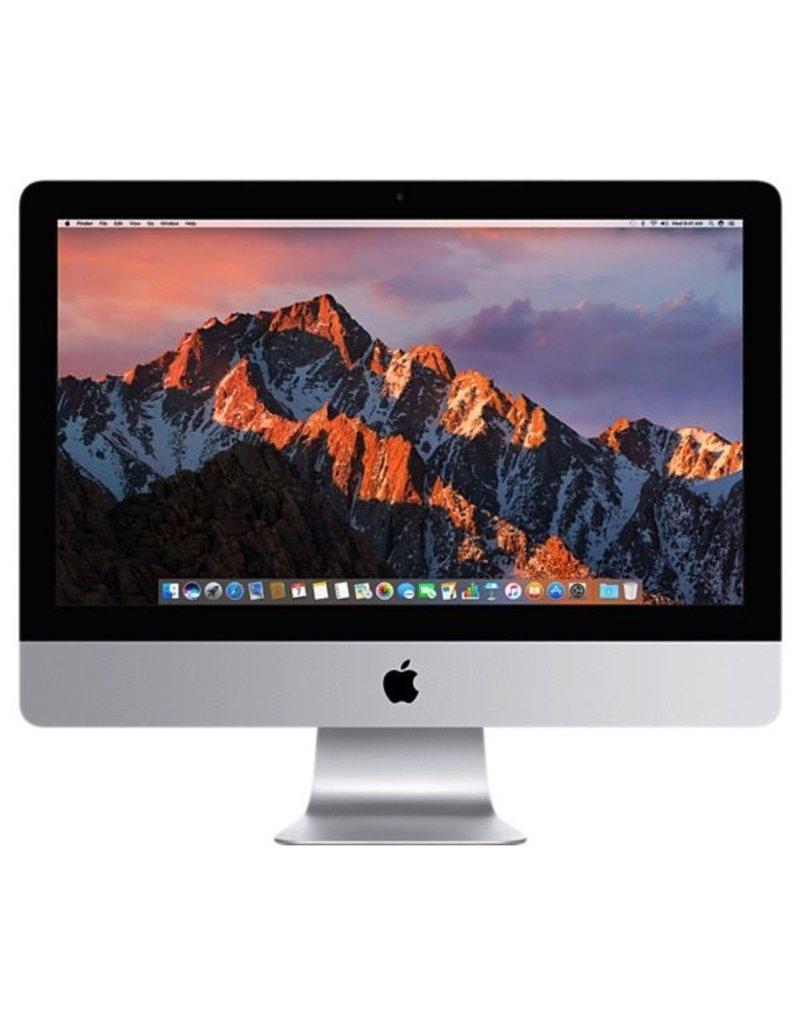 "Apple iMac 21.5"" 2.8GHz quad-core  i5, 8GB, 1TB"