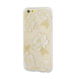 Sonix Sonix Clear Coat Case for iPhone 6 Plus - Florette (Gold)