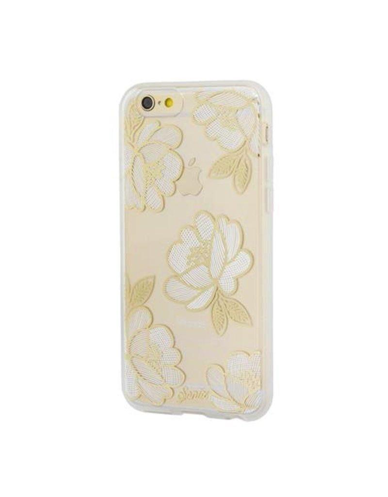 Sonix Sonix Clear Coat Case for iPhone 6 Plus - Florette (Gold)