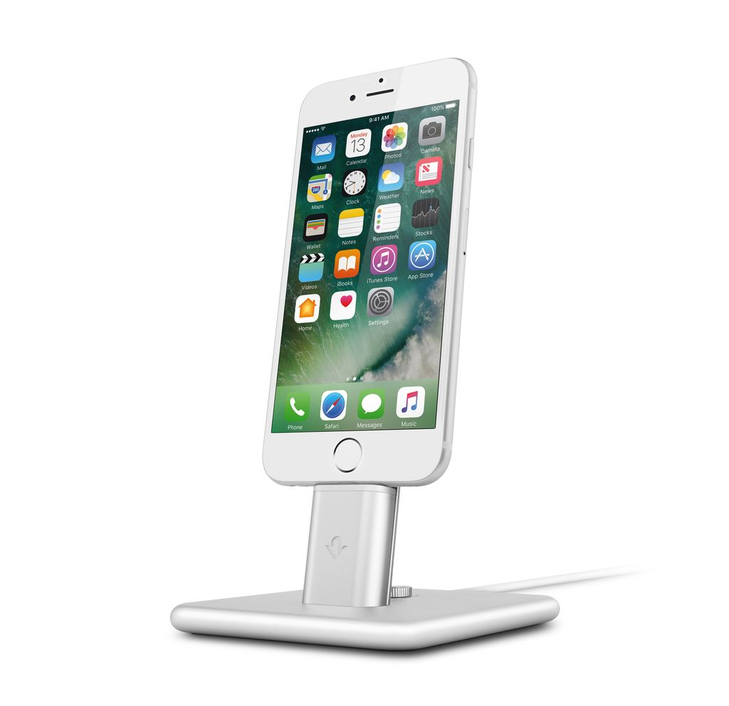 Twelve South Twelve South HiRise 2 for iPhone / iPad - Silver
