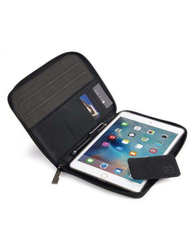 Tucano Work-In Zipper Folio for Air 2 / 9.7-inch iPad Pro - Black