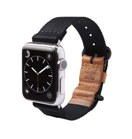 TOMS Apple Watch 42mm Utility Band - Black