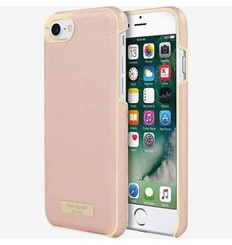 kate spade new york kate spade Wrap Case for iPhone 6 / 6s Plus - Saffiano Rose Gold