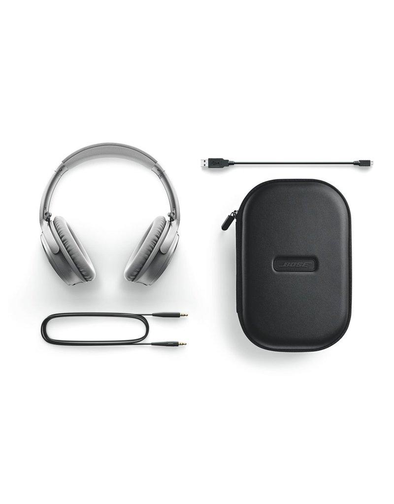 Bose Bose® QuietComfort® 35 Wireless Headphones - Silver