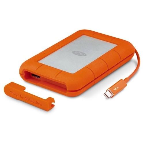 Lacie LaCie Rugged 2TB Thunderbolt USB 3.0 V2