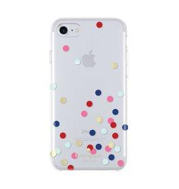 kate spade new york kate spade Comold Case for iPhone 7 -  Confetti Multi Dot