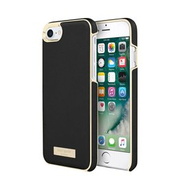 kate spade new york kate spade Wrap Case for iPhone 8/7/6 - Saffiano Black