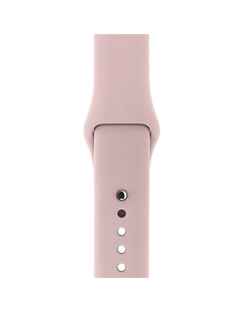 Apple Apple Watch 38mm Pink Sand Sport Band