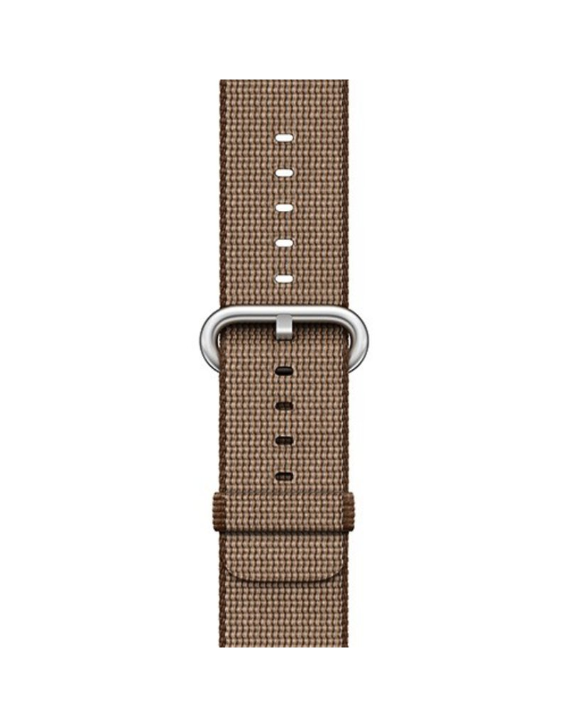 Apple Apple Watch 38mm Coffee / Caramel Woven Nylon Band