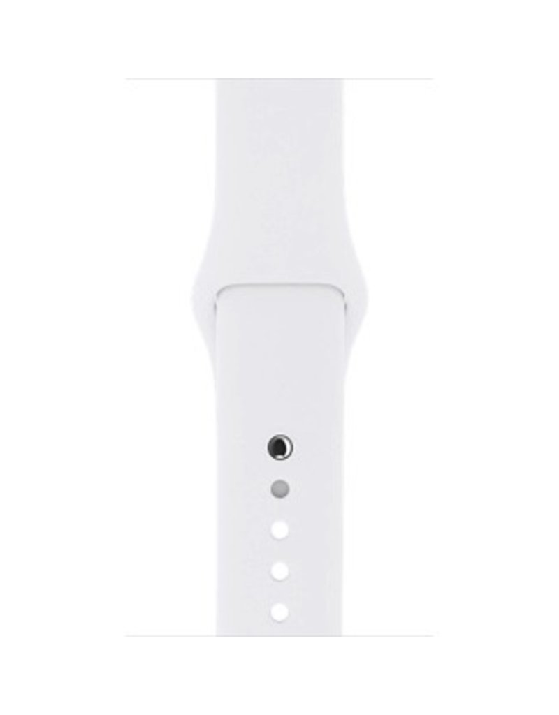 Apple Apple Watch 38mm White Sport Band