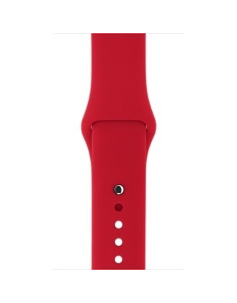 Apple Apple Watch 38mm (PRODUCT)Red Sport Band