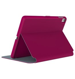 Speck Speck Stylefolio for All 9.7-Inch iPads - Fucshia / Nickel Gray