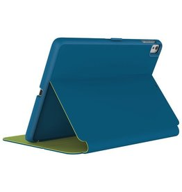 Speck Speck Stylefolio for All 9.7-Inch iPads- Breeze Blue / Citron