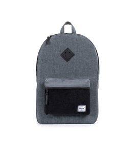 Herschel Supply Herschel Supply Heritage Backpack - Crosshatch Black / Black Cord