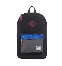 Herschel Supply Herschel Supply Heritage Mid Volume Backpack - Black Kaleidoscope