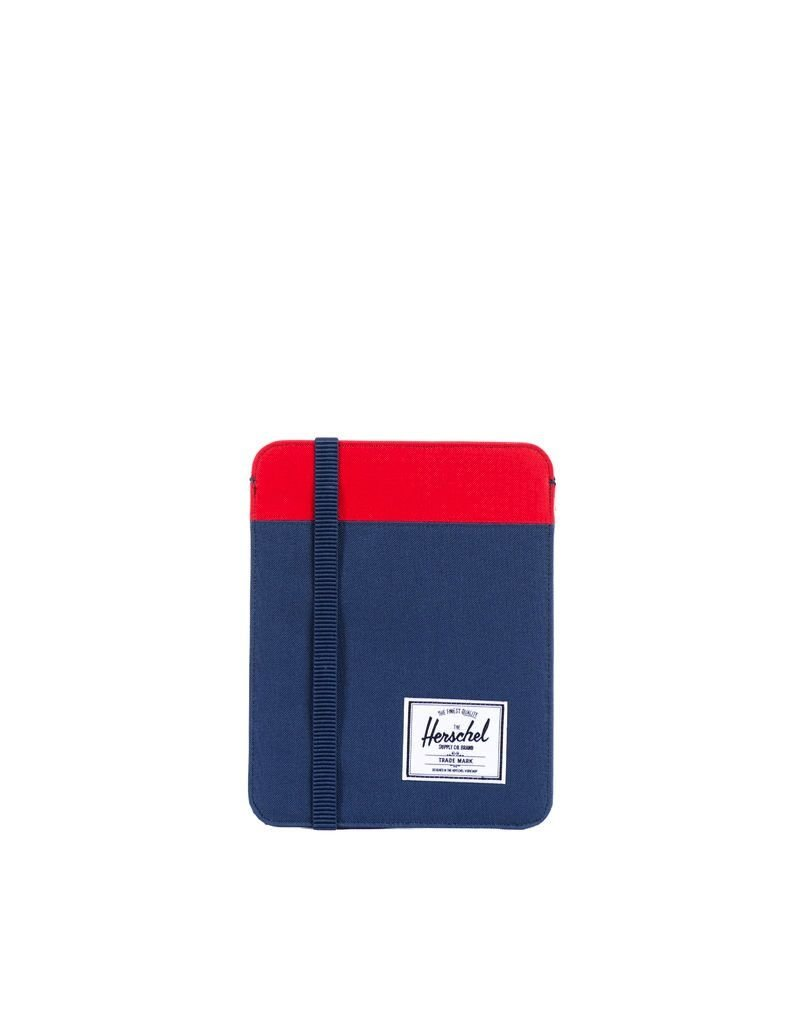 Herschel Supply Herschel Supply Cyprus Sleeve for iPad 2/3/4 - Navy/Red