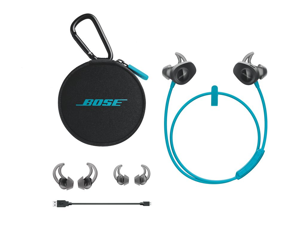 Bose Bose® SoundSport® Wireless Headphones - Aqua