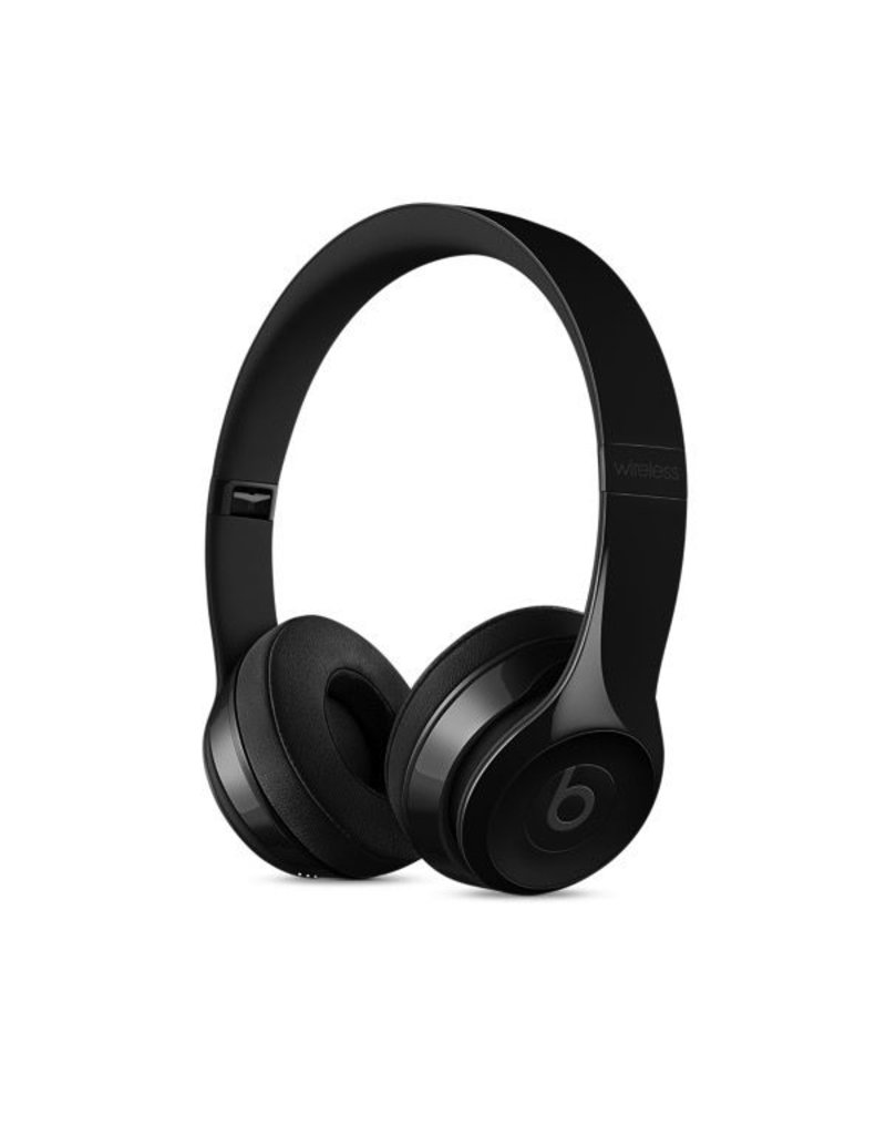 Beats Beats Solo3 Wireless On-Ear Headphones - Gloss Black