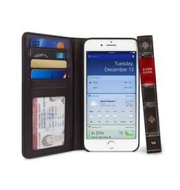 Twelve South Twelve South BookBook for iPhone 8/7/6 - Brown