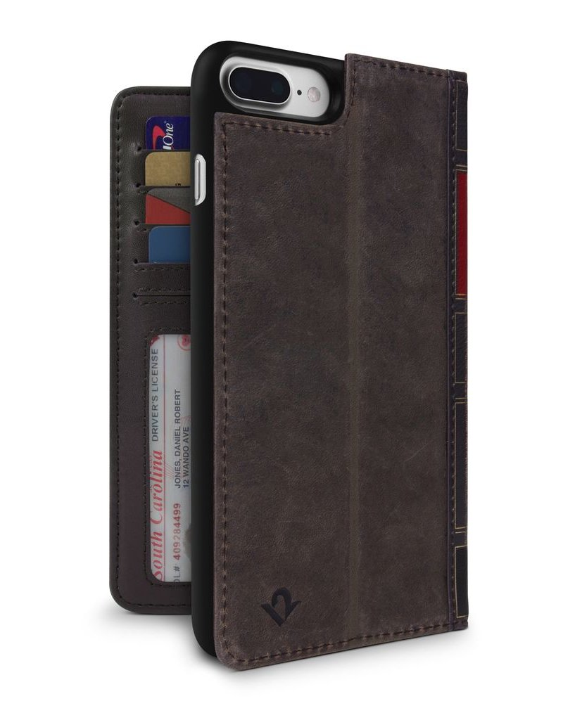 Twelve South Twelve South BookBook for iPhone 6/6s/7 Plus - Brown
