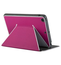 Speck Speck Durafolio for iPad mini 1/2/3 - Fuchsia Pink / White