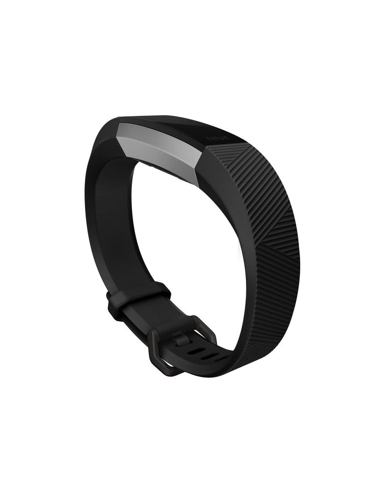 FitBit Alta HR Fitness Wristband - Small Black
