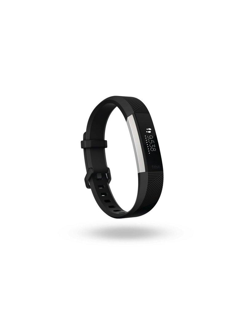 FitBit Alta HR Fitness Wristband - Large Black