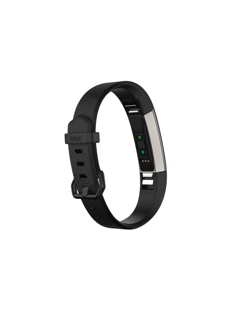 FitBit Alta HR Fitness Wristband - Large Black