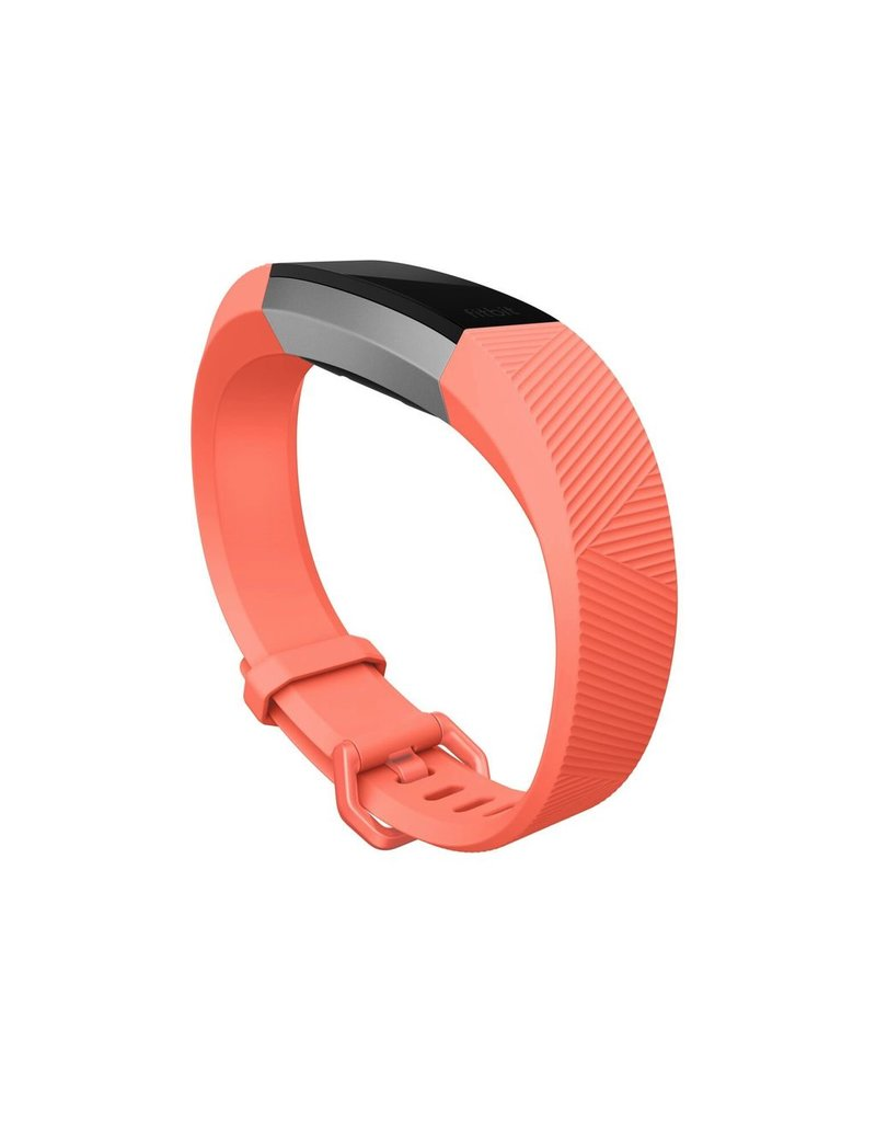 FitBit FitBit Alta HR Fitness Wristband - Large Coral