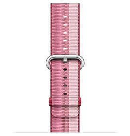Apple Apple Watch 38mm Berry Woven Nylon Band