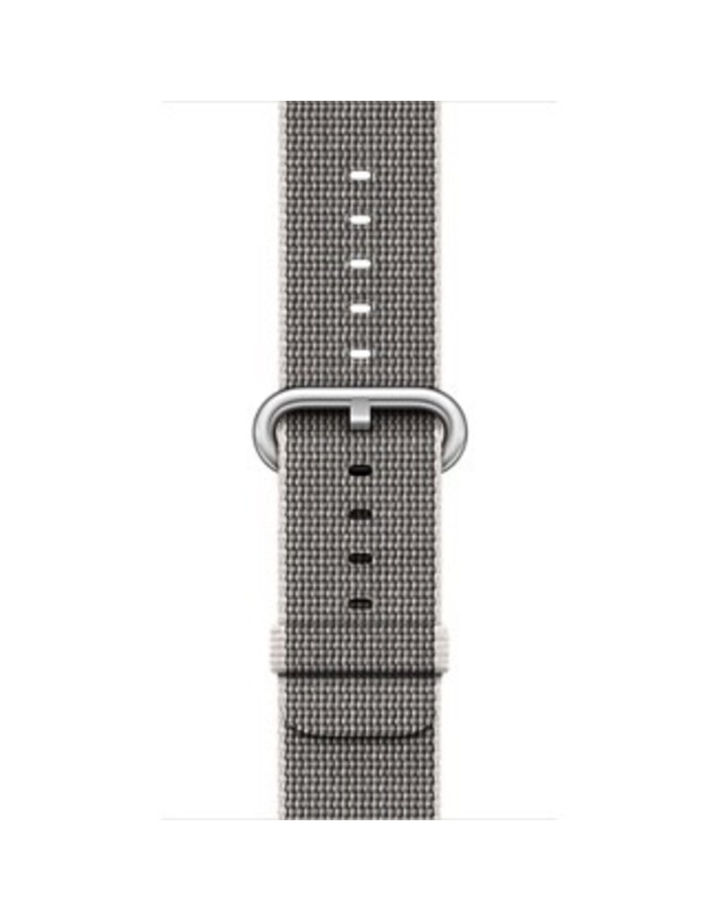 Apple Apple Watch 42mm Pearl Woven Nylon Band