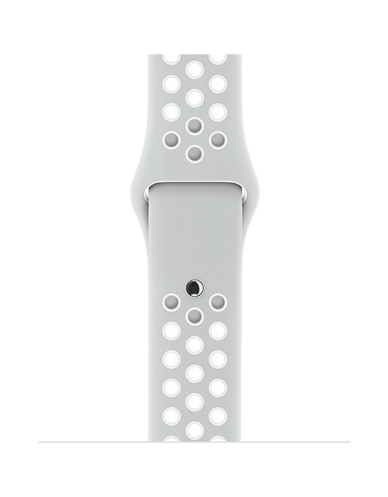 Apple Apple Watch 38mm Platinum / White Nike Sport Band