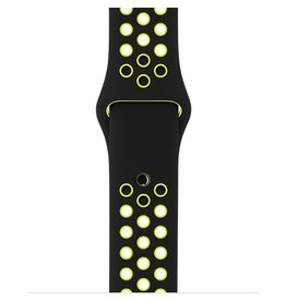 Apple Apple Watch 38mm Black / Volt Nike Sport Band