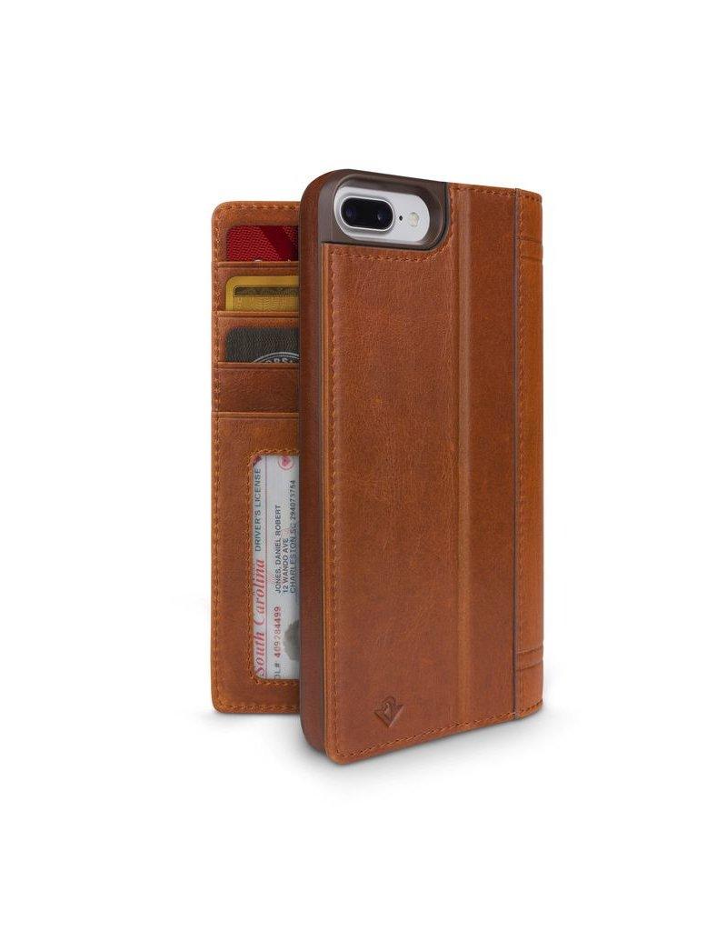 Twelve South Twelve South Journal for iPhone 6/6s/7 Plus - Tan