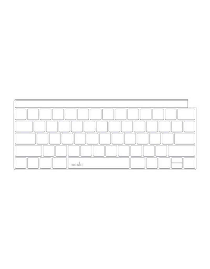 Moshi Moshi Clearguard for Macbook Pro (2017 Model) with Touchbar