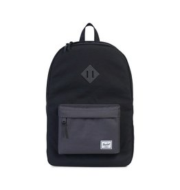 Herschel Supply Herschel Supply Heritage Backpack - Black / Charcoal